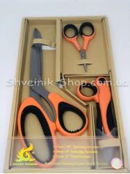 Ножницы набор 3 в 1 Golden Phoenix